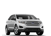 New Ford Edge at Green Bay
