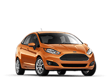 New Ford Fiesta at Green Bay