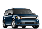 New Ford Flex at Sheboygan