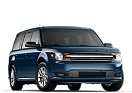 New Ford Flex near Sault Sainte Marie