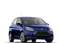 New Ford C-Max Energi at Green Bay