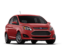 New Ford C-Max Hybrid at Green Bay