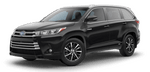 New Toyota Highlander Hybrid at Mesa