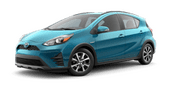 New Toyota Prius c at Hattiesburg