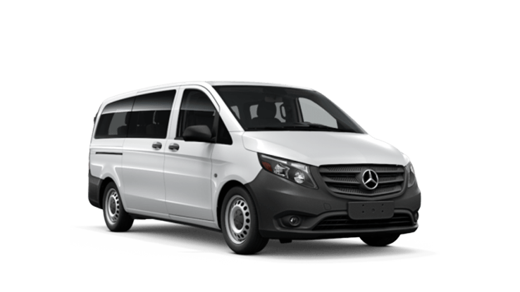 New Mercedes-Benz Metris Passenger Van near Harlingen