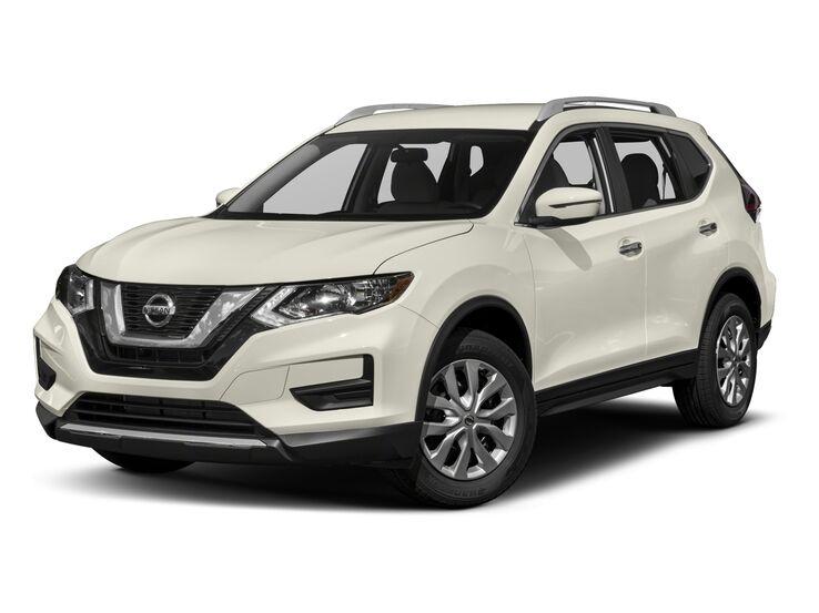 New Nissan Rogue near Charleston