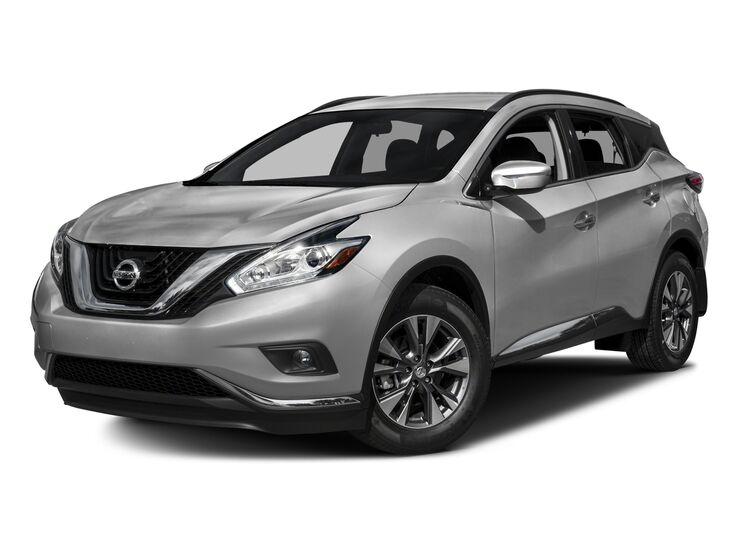 New Nissan Murano near Charleston