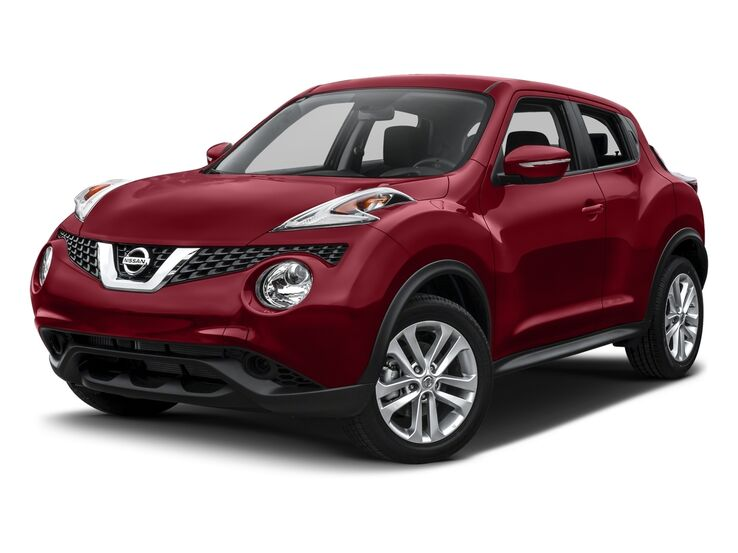 New Nissan JUKE near Dayton area