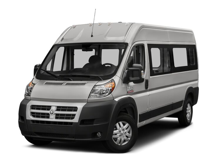 New Ram ProMaster Window Van near Paw Paw