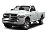 New Ram 2500 at Plymouth