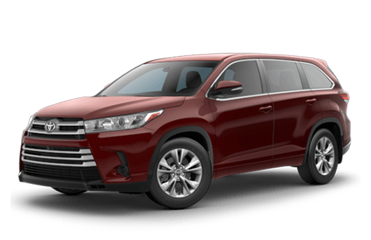 New Toyota Highlander near Canonsburg