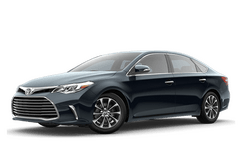 New Toyota Avalon at Milwaukee