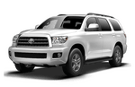 New Toyota Sequoia at Mesa
