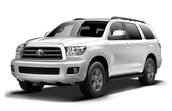 New Toyota Sequoia at Canonsburg