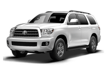 New Toyota Sequoia at Pocatello