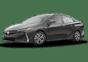 New Toyota Prius Prime at Petaluma