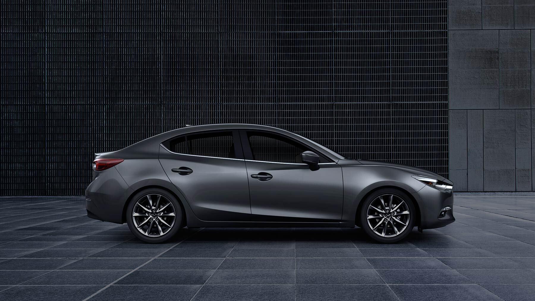 New Mazda Mazda3 4-Door Roseville, CA