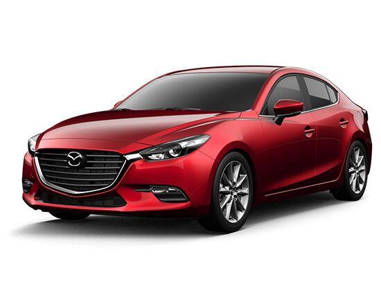 Mazda3 4-Door Touring