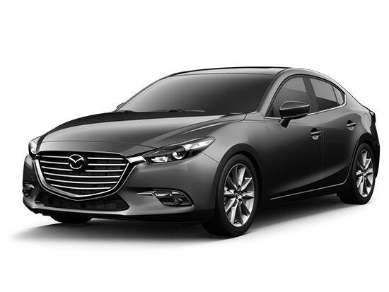 Mazda3 4-Door Grand Touring