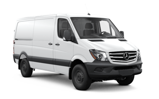 New Mercedes-Benz Sprinter Worker Cargo Van Tiffin, OH