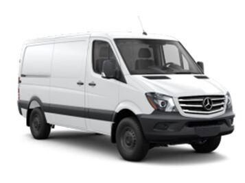 2017 Sprinter Worker Cargo Van Worker