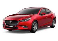 New Mazda Mazda3 at Portsmouth