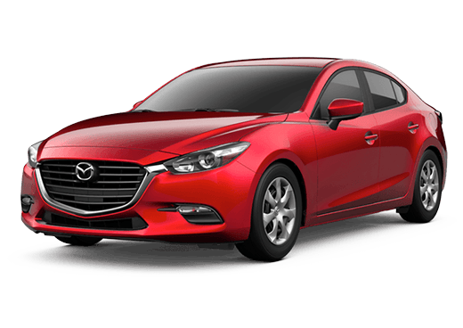New Mazda Mazda3 at Memphis
