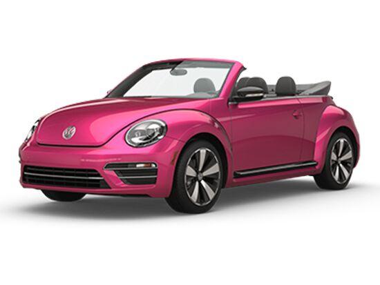 Beetle Convertible #PinkBeetle
