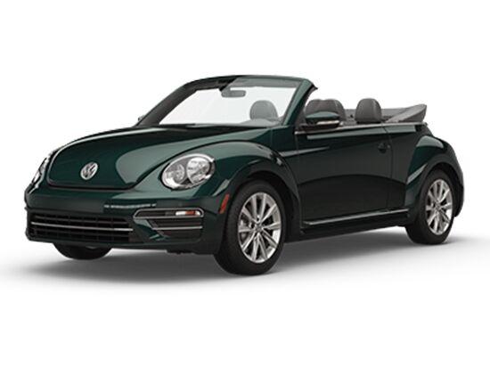 Beetle Convertible 1.8T SE