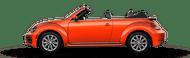 New Volkswagen Beetle Convertible at Watertown