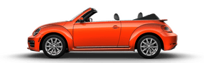 New Volkswagen Beetle Convertible at Midland