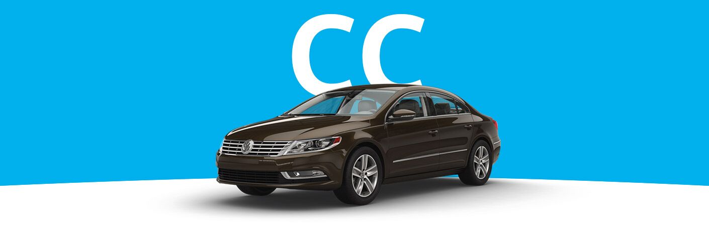 New Volkswagen CC Mason City, IA