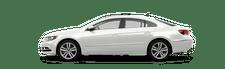 New Volkswagen CC at Elgin