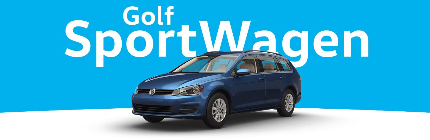 New Volkswagen Golf SportWagen North Charleston, SC