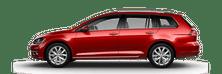 New Volkswagen Golf SportWagen at McMinnville