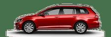 New Volkswagen Golf SportWagen at Elgin