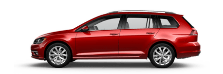 New Volkswagen Golf SportWagen at Woodland Hills