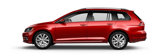 New Volkswagen Golf SportWagen near Encinitas