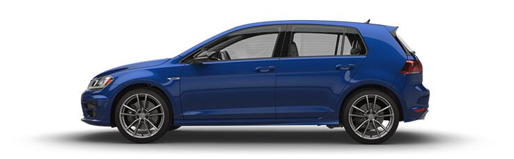 New Volkswagen Golf R near Irvine