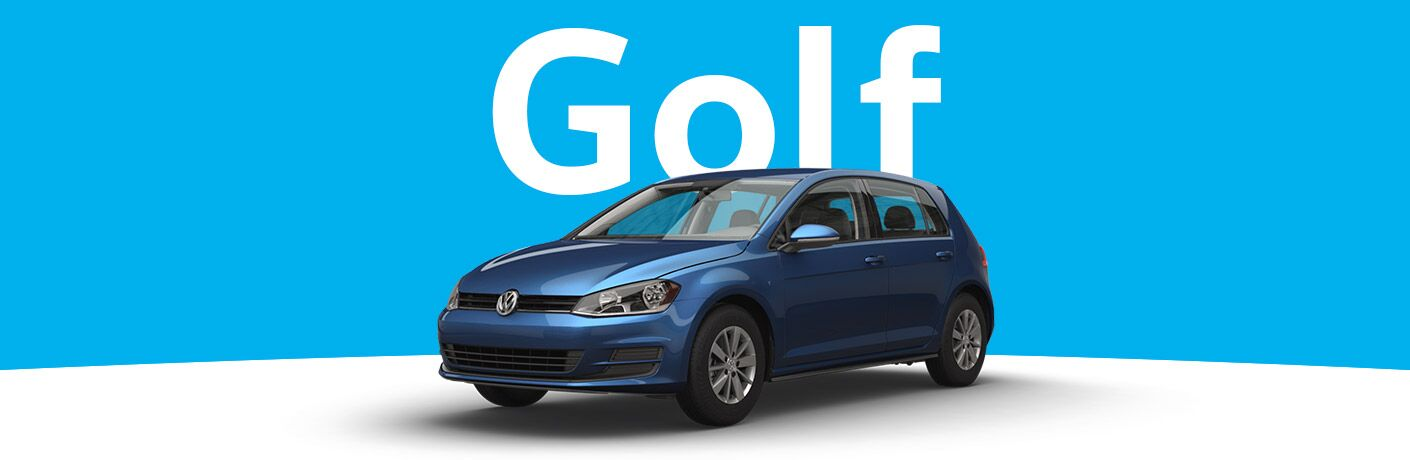 New Volkswagen Golf Corona, CA