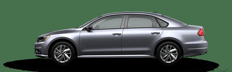 New Volkswagen Passat near Los Angeles