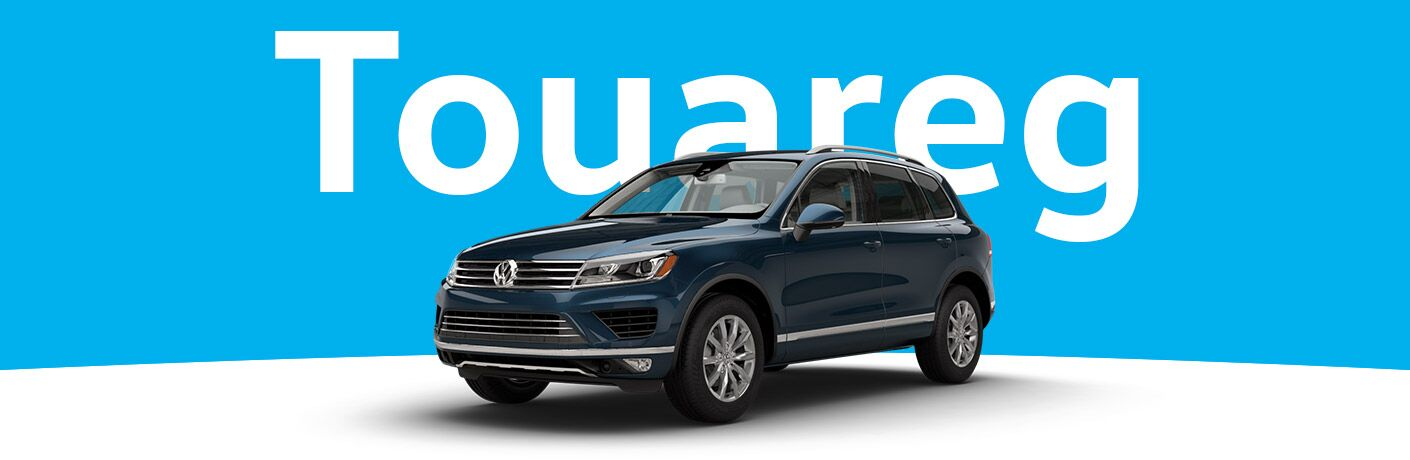 New Volkswagen Touareg Tracy, CA