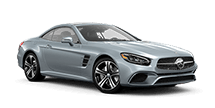 New Mercedes-Benz SL-Class at Merriam