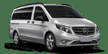 New Mercedes-Benz Metris Passenger Van at Kansas City