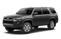 New Toyota 4Runner at Pocatello