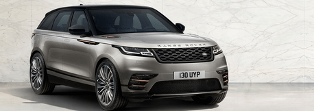 New Land Rover Range Rover Velar in Cary