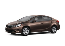 New Kia Forte at Battle Creek