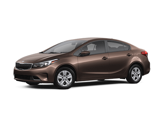 New Kia Forte near Crystal River