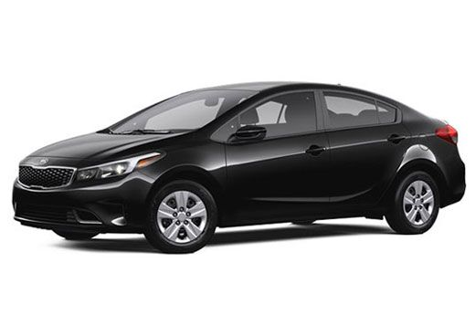 New Kia Forte near Edmonton
