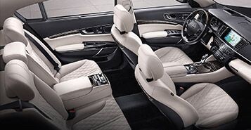 Interior Class and Comfort
